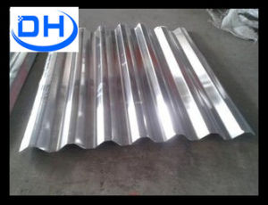 Galvanized Zinc-Coating Corrugated Roofing Sheets pictures & photos