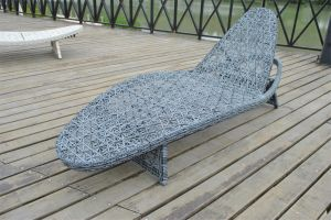CE SGS Approved Rattan Lounge
