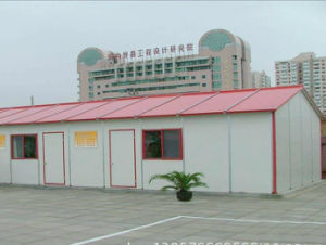 Prefab House Supplier for Labor Camp and Restaurant pictures & photos