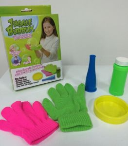 Funny Magic Juggle Bubbles with Gloves (TV440) pictures & photos