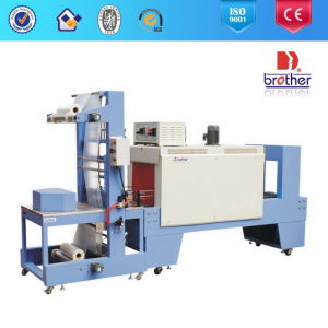 Semi Auto. Sleeve Sealing Shrink Packager (ST6040+BSE5045A) pictures & photos