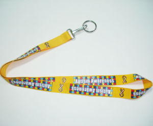 Customized Printed Polyester Camera Lanyard/Straps pictures & photos