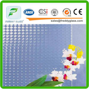 High Quality Maple Leaf-1 Clear Decoration Glass pictures & photos