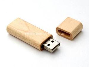 USB Flash Drive USB Stick OEM Logo Wood Pnedrives Memory Stick USB Thumb Drive USB Flash Card USB 2.0 Pen Drive Memory Card Flash Disk U Disk pictures & photos