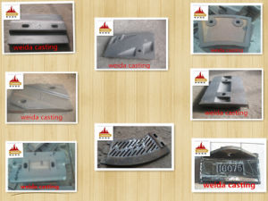 High Quality Liners Plate for Ball Mill Machine