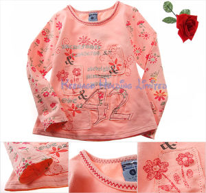 Toddler/Infant Long Sleeve T-Shirt pictures & photos
