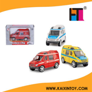 Kid Toy Alloy Police Car Metal Car Toy 10208624 pictures & photos