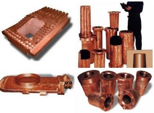 Copper Tuyeres & Cooling Plates for Blast Furnace and Electric Arc Furnace in Steel Melting Shop pictures & photos