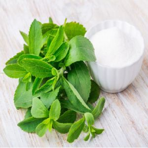 Ra60% Sg95% Food Grade Stevia Extract Sweetener pictures & photos