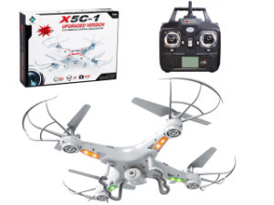 R/C Drone Toys 4CH RC Quadcopter with Camera (H9563008) pictures & photos