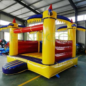 Residential Coconut Palm Moonwalk Jump House Inflatable Bouncer pictures & photos