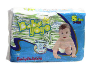 High Quality Disposable Baby Diaper.