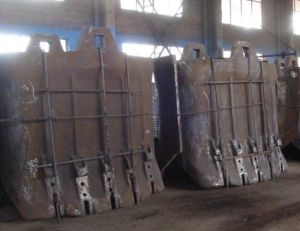 Gear Shaft for Crusher