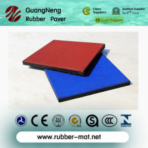 Fitness Equipment Rubber Mats, Gym Flooring Mat, Kindergarten Rubber Mat pictures & photos