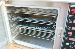 Commercial Digital Control Electric Hot Air Circulation Convection Oven pictures & photos