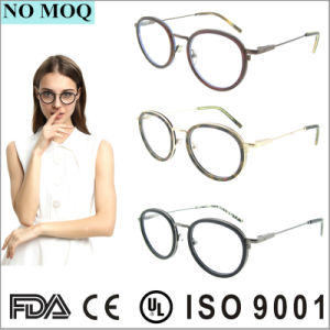 Popular Acetate Round Glasses Frame Eyewear pictures & photos