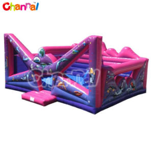 Space Inflatable Bouncer/Kids Inflatable Bouncers for Sale Bb082 pictures & photos