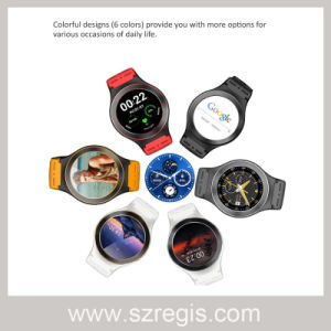 Multifunction GPS Navigation Camera HD Screen Smart Watch pictures & photos