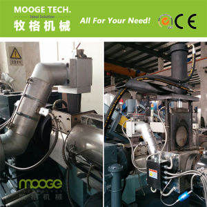 Double-Stage Polypropylene Recycling Granules Machine pictures & photos