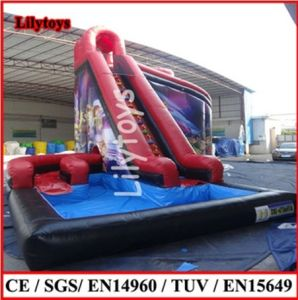 Giant Inflatable Water Slide for Adult pictures & photos
