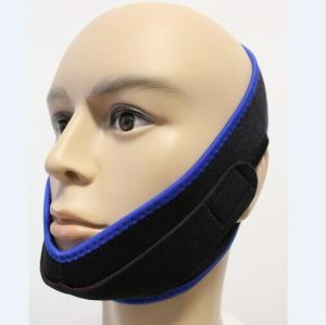 Anti Snoring Chin Jaw Supporter, Anti Snore Apnea Belt pictures & photos