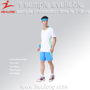 Sublimation Sport Wear Custom Table Tennis Jersey Shirt pictures & photos