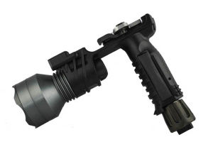 Tactical Vertical Foregrip Flashlight LED Weaponlight