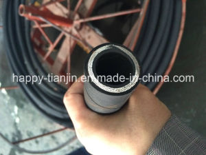 "DIN En 856 R12 2"" Flexible High Pressure Hydraulic Hose pictures & photos"