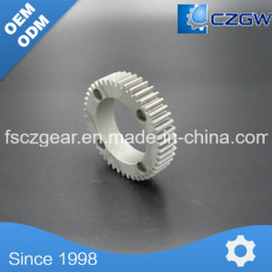 Aluminum Customized Transmission Gear Spur Gear for Various Machinery pictures & photos