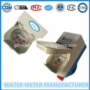 Water Meters Prepaid Smart Types IC/RF Card Series of Dn15-25mm pictures & photos