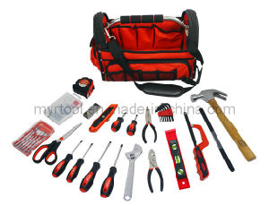 Hot Sale-145 Piece Household Tool Kit in Bag pictures & photos