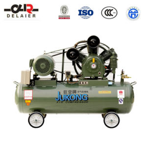 DLR Industrial Piston Compressor W-0.36/8