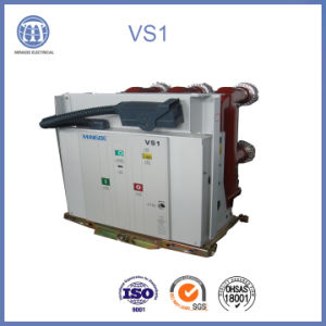 12 Kv-3150A Vs1 High-Voltage Triple Pole Vacuum Interrupter