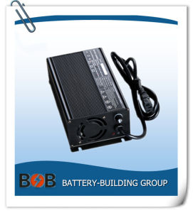 42V 12A Lithium Battery Charger for 36V Lithium Battery pictures & photos