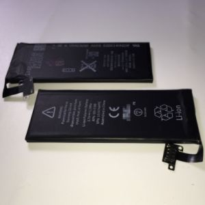 Original New 3.7V Lithium Polymer Mobile Phone Batteries for iPhone 4S pictures & photos