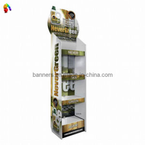 Pop Stand, Point of Sale Stand, Point of Purchase Stand, Floor Stand, Display Stand (FSDU -05)