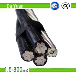 LV XLPE Insulated ABC Cable Aluminum Core Overhead Line Cable pictures & photos