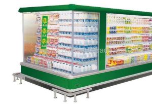 Soft Drank Display Cooler for Supermarket pictures & photos