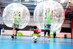Inflatable Bumper Ball, Human Body Football, Soccer Football 1.2m 0.8mmpvc pictures & photos