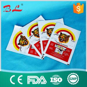 50 PCS Tiger Plaster Arthritis Muscle Capsaicin Pain Relief Patch Body Muscle Massager pictures & photos