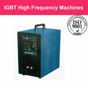 High Frequency Heating Induction Equipment Machine Low to High Power Models for Hot Melting Smelting Tube Bending Thermal Treatment Welding