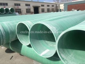 FRP/GRP High Corrosion-Resistant Pipe for Water or Oil pictures & photos