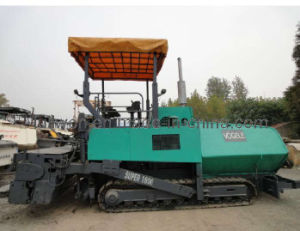 Second Hand Bf8l513 Asphalt Paver pictures & photos