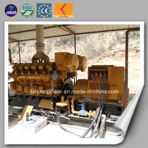 Biomass Energy Power 300kw Wood Gas Generator for Sale pictures & photos