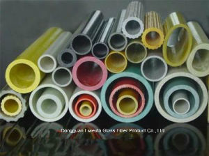 Dimensional Stability FRP Pipe Fiberglass Tube with Long Service Life