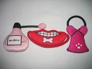Rope Dog Toy with Embroiders Face pictures & photos
