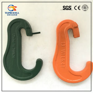 Forged Color Painted Steel G80 High Tensile Hook pictures & photos