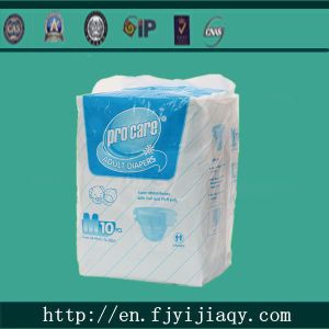 Disposable High Quality Adult Diapers with Leakguards pictures & photos