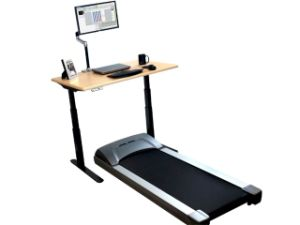 Making Your Work More Healthy with Simple Desk Treadmill pictures & photos