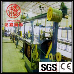 Single Screw Power Cable Extruder Machine pictures & photos